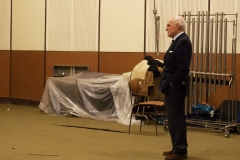 Fernando Esposito in Auditorium